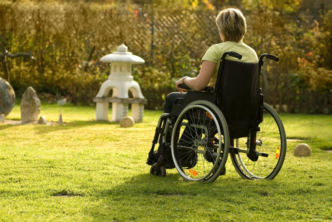 A Disabled Woman Ponders the Steps She Must Take to Secure Her Future